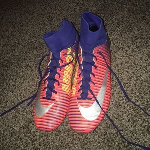 Mercurial Soccer cleats